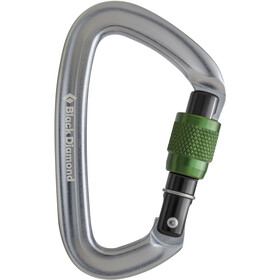 Black Diamond Positron Screwgate Carabiner